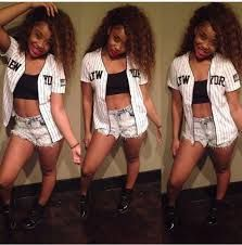 Image result for all white swag outfits for girls