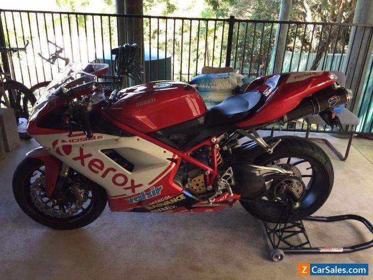 DUCATI 1098  XEROX REPLICA.2007. #ducati #superbike #forsale #australia