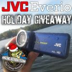 JVC Everio Holiday Giveaway