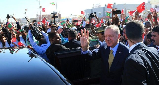The significance of Erdoğan's trip to Africa / Turkey's visit to African countries helps to explain how mercilessness and unscrupulousness those who exploit the continent are