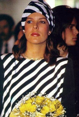 Aquarius Goddess Princess Caroline of Monaco                                                                                                                                                      Plus
