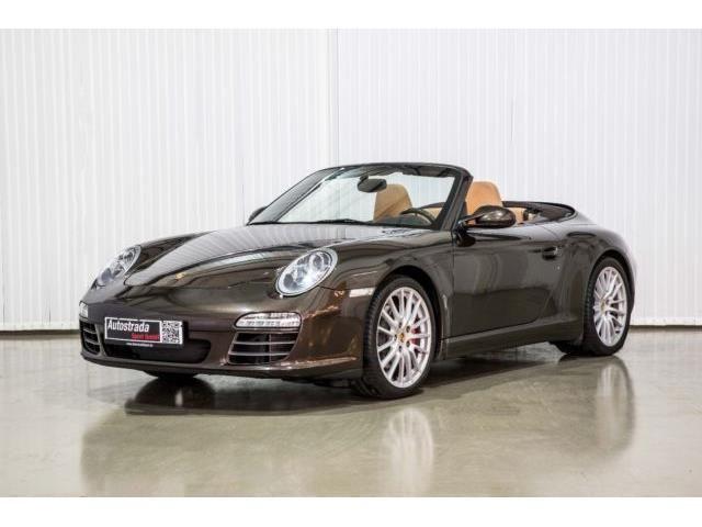 Porsche 997 Cabrio in Braun als Gebrauchtwagen in Henstedt-Ulzburg für € 84.900,-