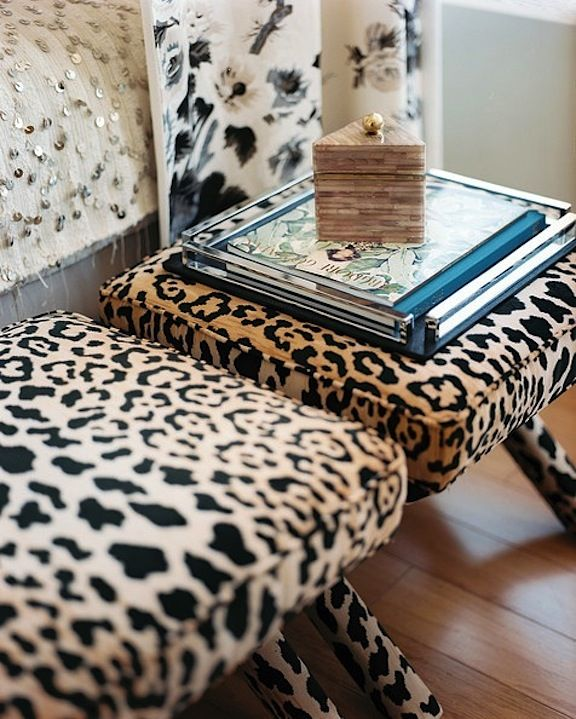 24 Ways To Go Wild With Animal Print Decor