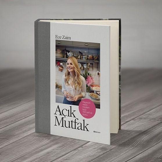 Açık Mutfak Yemek Kitabı