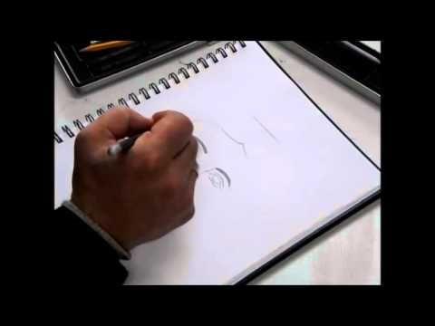 ΜΑΘΗΜΑ ΑΓΙΟΓΡΑΦΙΑΣ  πως να σχεδιάζουμε πρόσωπα. Από τον Γιάννη Κοτζαπανα...