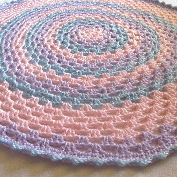 860 Best Round Ripple Afghan Images On Pinterest Crochet