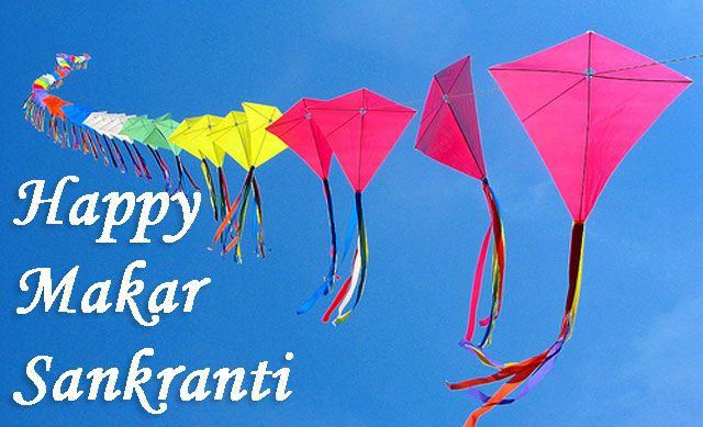 Happy Makar Sankranti! May this harvest festival bring in a lot of prosperity and cheer to you and your family.