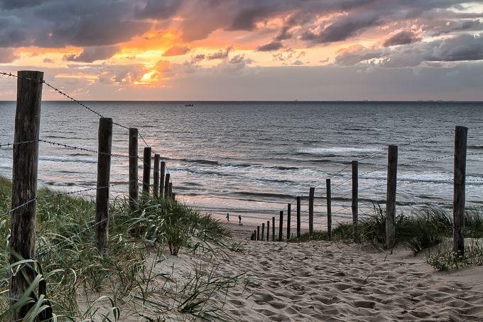 Zandvoort Beach | Copyright - Anne van Houwelingen | Vistography
