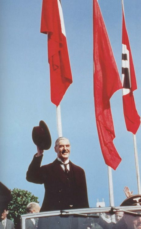 an analysis of the topic of the british prime minister neville chamberlain Why have so many british prime ministers done a ppe degree at oxford  (ideally) a fully-researched analysis of the topic,  neville chamberlain .