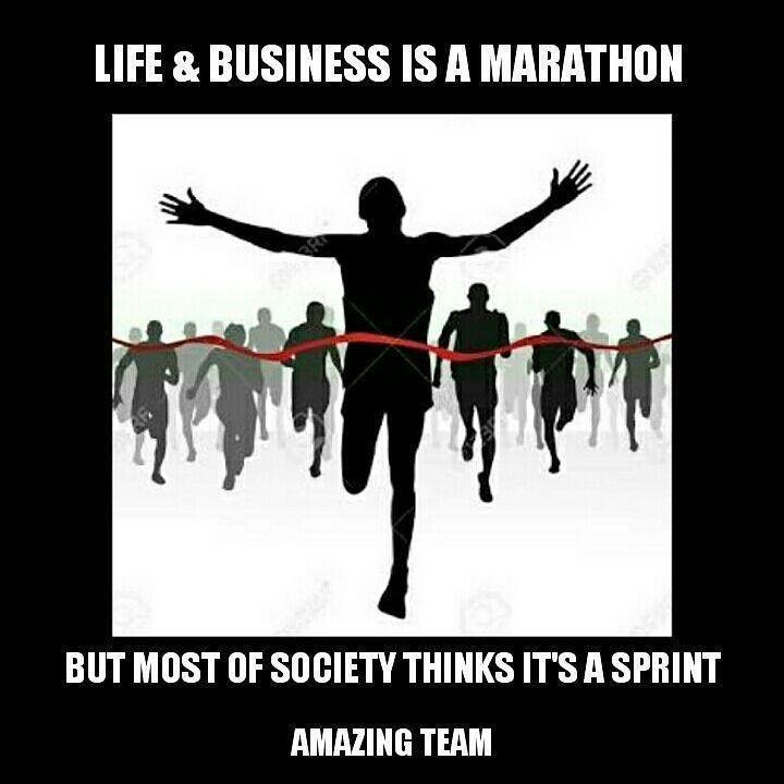 Kenapa Marathon ?  Karena dalam bisnis dan kehidupan PEMENANG ADALAH YANG BERTAHAN.  #onlinemarketing #bisnisonline #networkmarketing #peluangusaha #peluangbisnis #azaria #myazaria #bisnisrumahan #jafra #motivasi #mci #nesia #abenetwork #jualkosmetik #testimonimyazaria #momentglucogen #herbalife #online #hwi #myazariaindonesia #liveglobalwell #myazariasurabaya #oriflame #myazariamakasar #agneta #myazariajakarta #amway #4jovem #myazariahongkong #ecommerce by fenty_zulan
