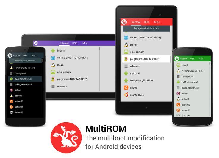 Sony Xperia Z, OnePlus One: MultiROM Mod Released