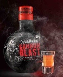 Captain Morgan Will Celebrate 'Cannon Blast' with a Human Cannon Ball #branding trendhunter.com