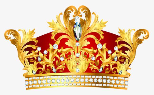 Gold Diamond Crown Pattern Gambar Kristus Tas
