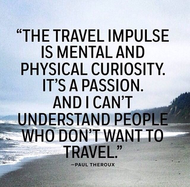 if traveling was free quotes