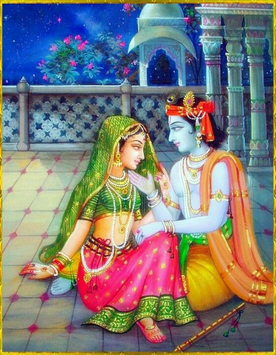 Radha Krishna #India #Hindu #Hinduism #Gods #Goddess #Religion #Mythology #puran…