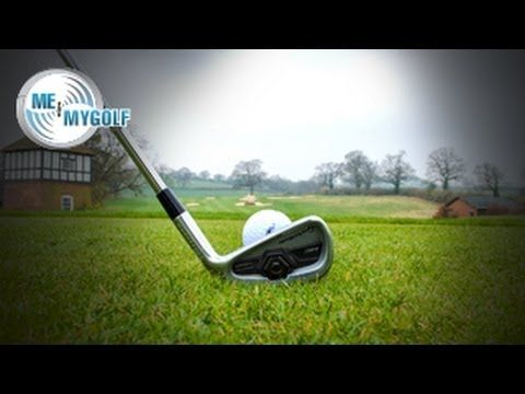GOLF TIP - HOW TO STRIKE YOUR IRONS SOLID - YouTube