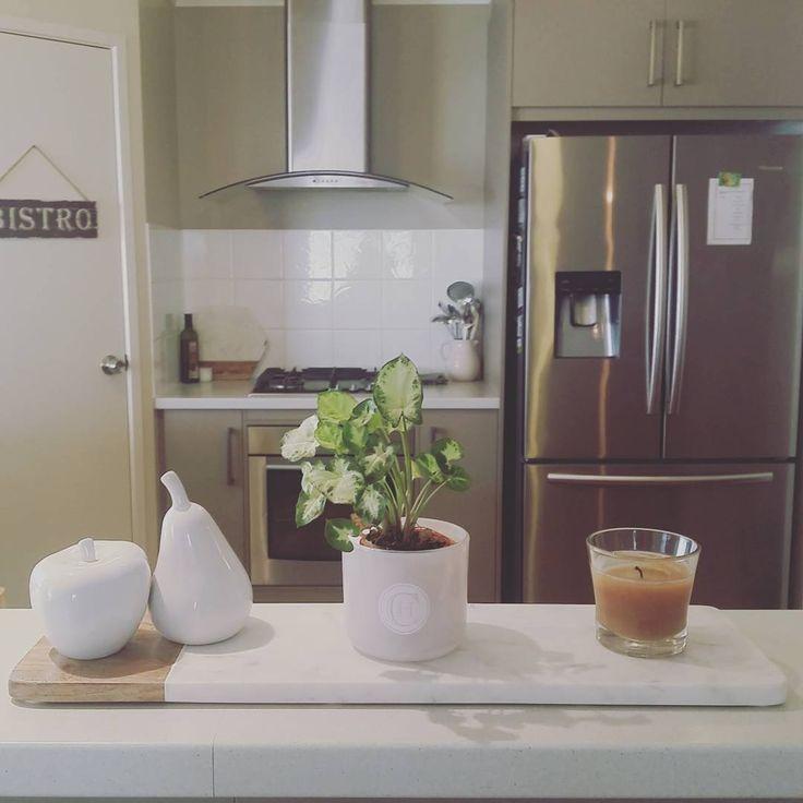 Kmart marble board   #kmartstyling#kmartaus#circahome#myspace#kitchen