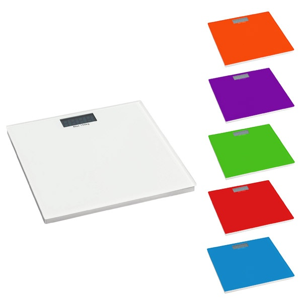 Wenko Tropic Digital Bathroom Scale - 7 Colour Options