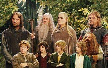The Lord of the Ring I (Le Seigneur des Anneaux I) - Lorsque c'est la première et la dernière fois que la communauté de l'anneau est réunie...
