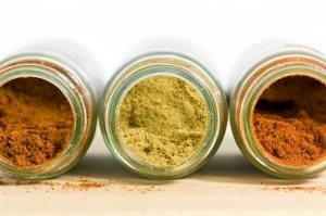spices in jars - Rachel Husband/Photographer's Choice RF/Getty Images