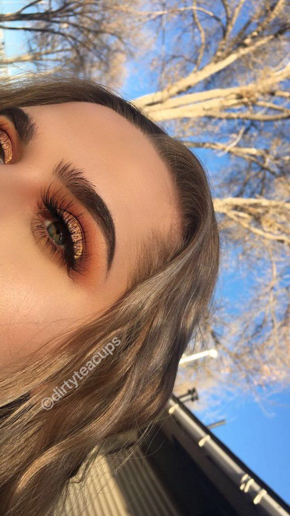 Best 25+ Fall Makeup Looks Ideas On Pinterest