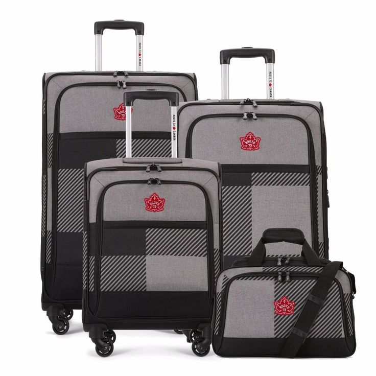 """This lightweight piece of luggage made of durable polyester features a push-button handle to facilitate your movement that will retract into its own protective case when not in use. Its 360° 4-wheel system makes it easy to move in all directions. Its top and side carrying handles, in addition to a 2"""" expansion option for added capacity optimize its versatility. With many detailed compartments, there is no shortage of space for all your travel necessities. Luggage available in different…"""