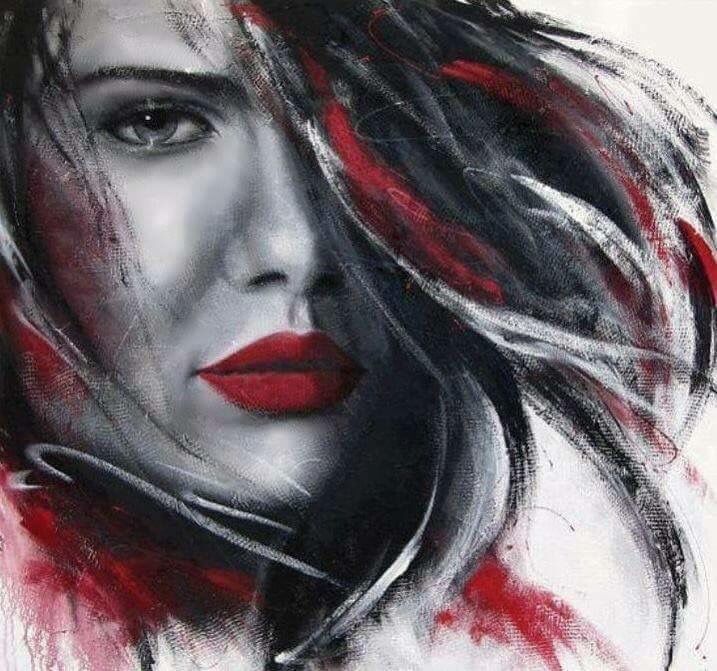 77 best images about Red Black & White Art on Pinterest ...