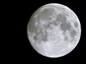 Full moon near Jupiter April 10-11   Tonight   EarthSky