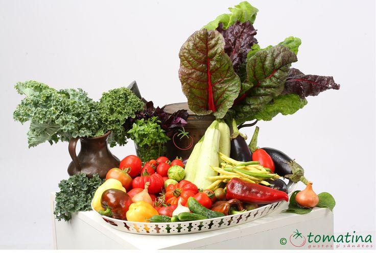 legume bio recomandate de Cristela Georgescu