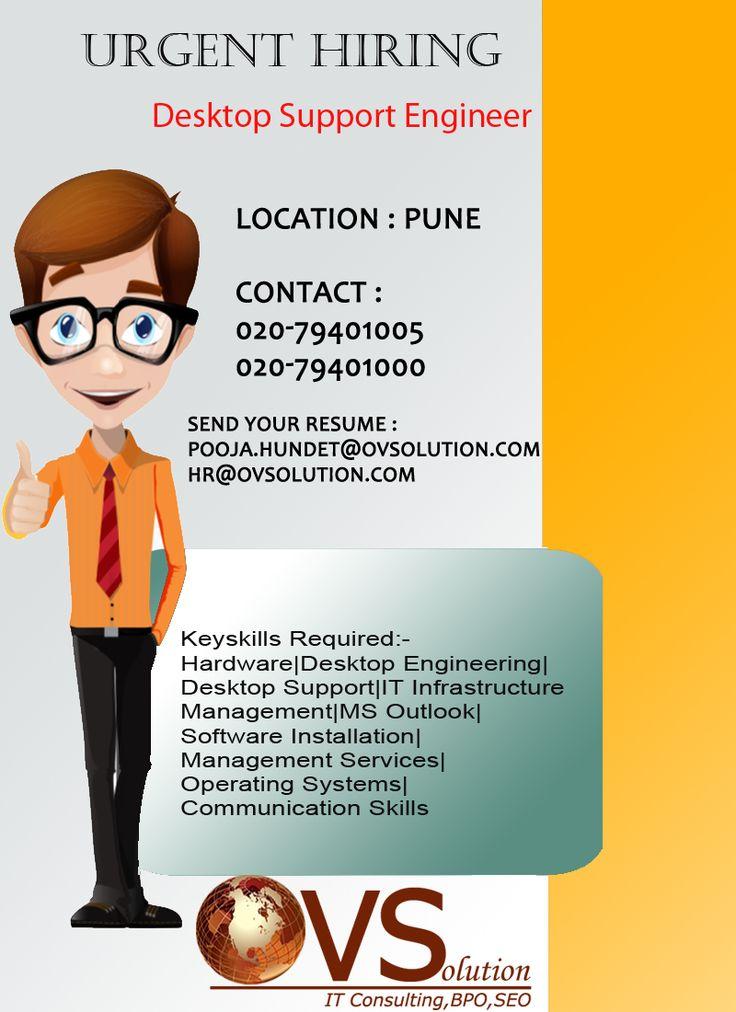 Desktop Engineering In Pune - OVS