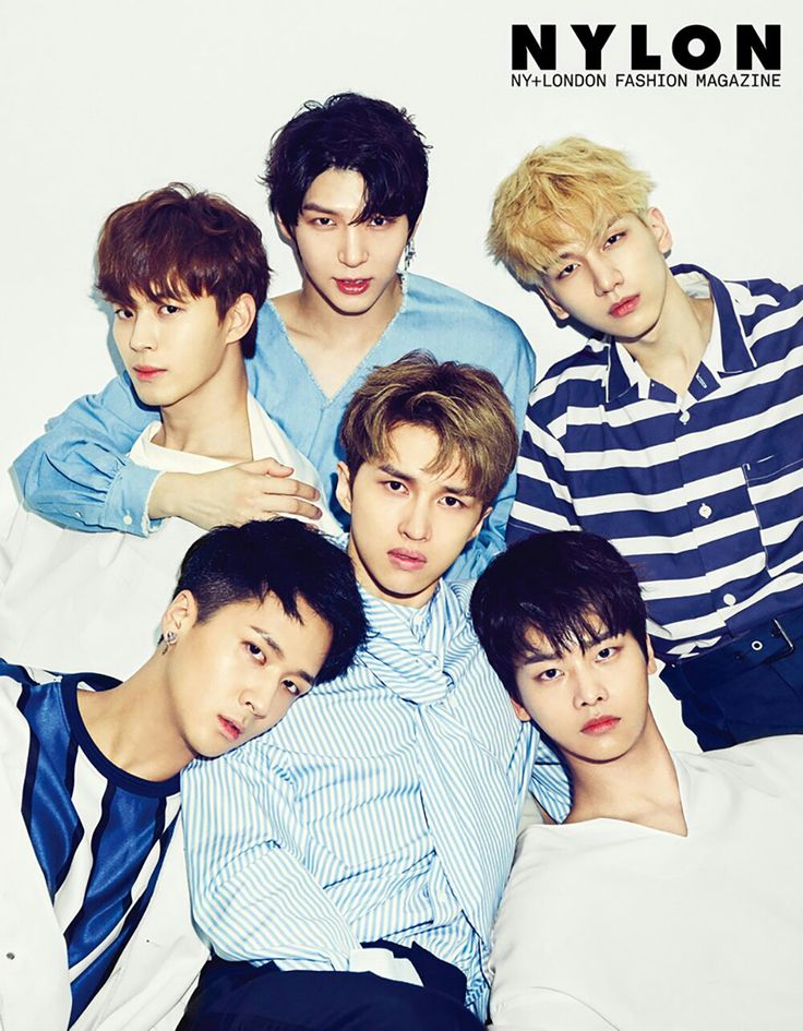 VIXX Ken's face tho like.. Whats happening?