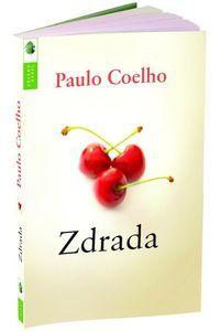 Książka - Zdrada - Coelho Paulo - Drzewo Babel