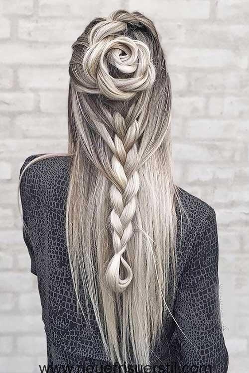 Einzigartige Haar-Farbe-Ideen werden Sie Wollen, um zu Versuchen