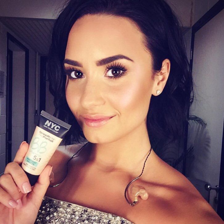 58 best NYC Colour make up images on Pinterest | Demi lovato, New ...