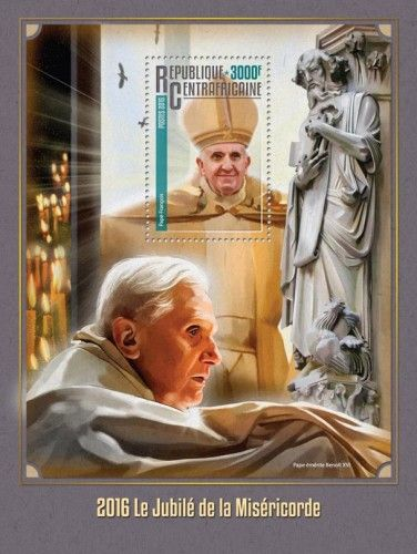 CA16315b 2016 The Jubilee of Mercy (Pope Francis)