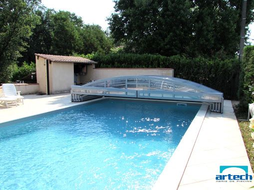 25 best ideas about abri piscine on pinterest abri for Construction piscine albi