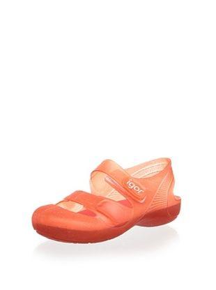 23% OFF igor Kid's Bondi Sandal (Rojo)