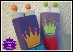 Fun Shavuot Craft For Kids!