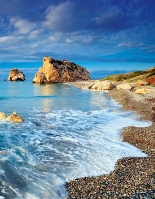Ayia Napa,Cyprus <------ Actually this is Aphrodites Rock, close to Limassol, not Ayia Napa (which is nearer to Paphos :)