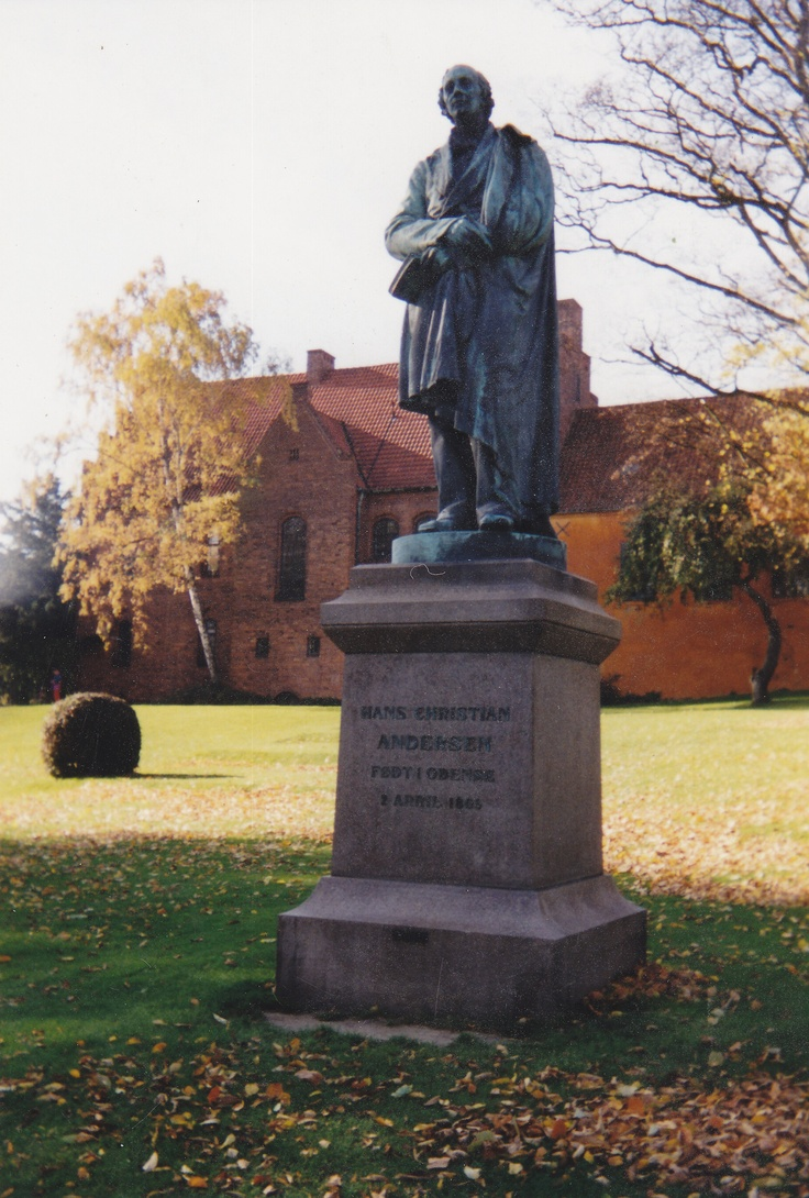 Odense Denmark (home of Hans Christian Anderson)