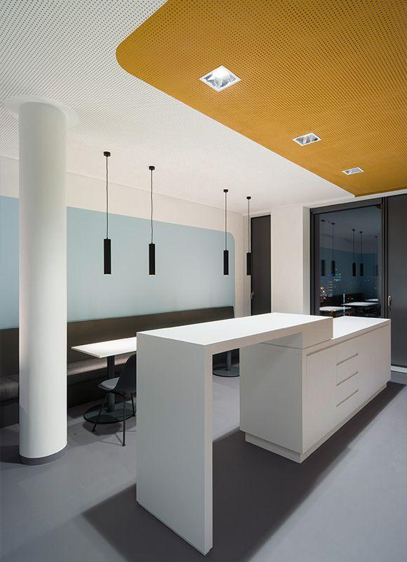 89 besten office design bilder auf pinterest arquitetura. Black Bedroom Furniture Sets. Home Design Ideas