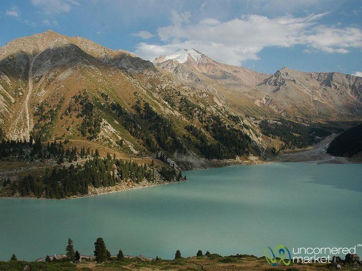 Trek to Big Almaty Lake: Tian Shan Mountains, Kazakhstan