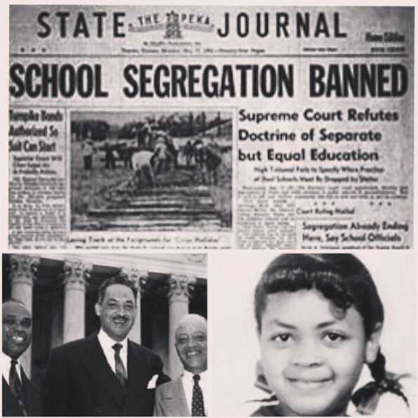 the judicial guidelines for local courts in the desegregation of public schools Twenty-five landmark cases in supreme court history desegregation of public schools began—as did so when local police e.
