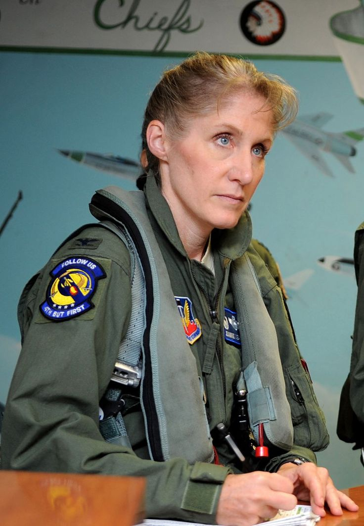 Colonel Jeannie M. Leavitt, United States Air Force, Wing
