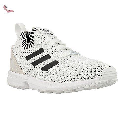 chaussures de séparation 0848d d43b8 Adidas Zx Flux Blanche Et Noir arrivee-d-air-sims.fr