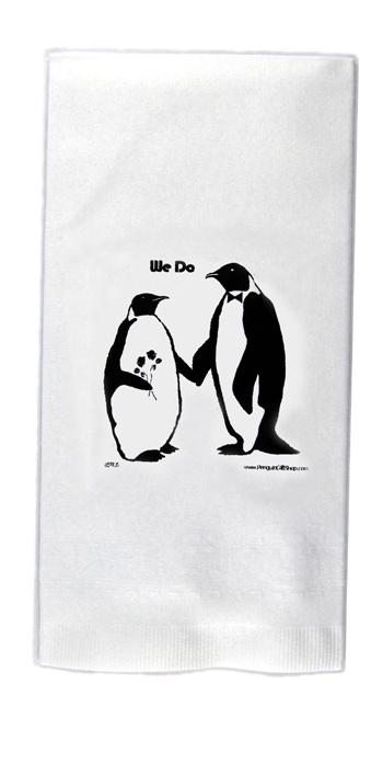 """We Do"" penguins"