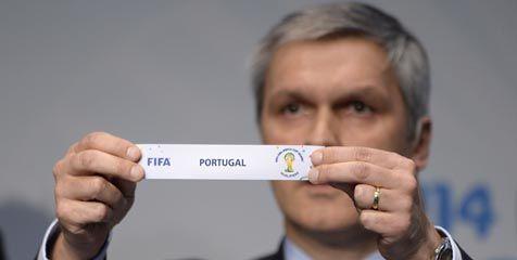 Hasil Undian Playoff Piala Dunia 2014 Zona Eropa - http://www.pialadunia-2014.com/berita/hasil-undian-playoff-piala-dunia-2014-zona-eropa/