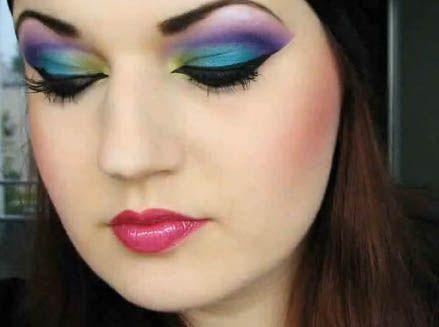 maquillaje arabe ojos - Buscar con Google