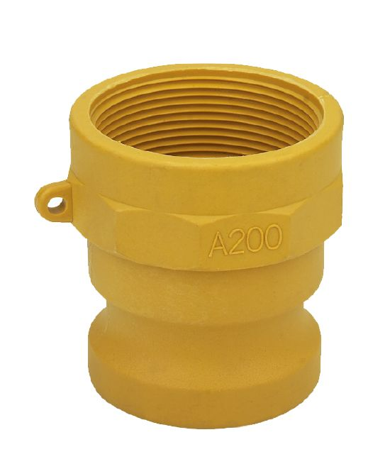"""1, Material: Nylon or PP , 2, Surface Finish: Shotting , 3, Handle: Brass & stainless steel  4, Gasket: NBR, EPDM, Viton, PTF , 5, Safey Pin: Steel  6, Thread: ISO228(BSP)/ISO7(BSPT)/ANSI B1.20(NPT) , 7, Size: 1/2"""", 3/4"""", 1"""", 1 1/4"""", 1 1/2"""", 2"""", 2 1/2"""", 3"""", 4"""", 5"""", 6""""  8, Application: Oil, water, gas, chemical petroleum"""