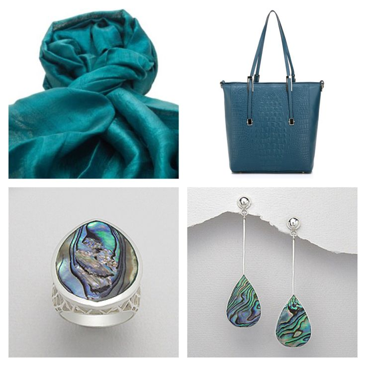 Silk, Leather, Silver - OH MY!! Pop on over to www.facebook.com/TeaAndElle to find out more!